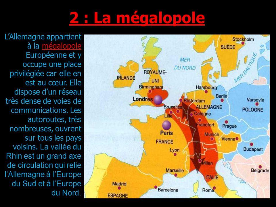 2 : La mégalopole