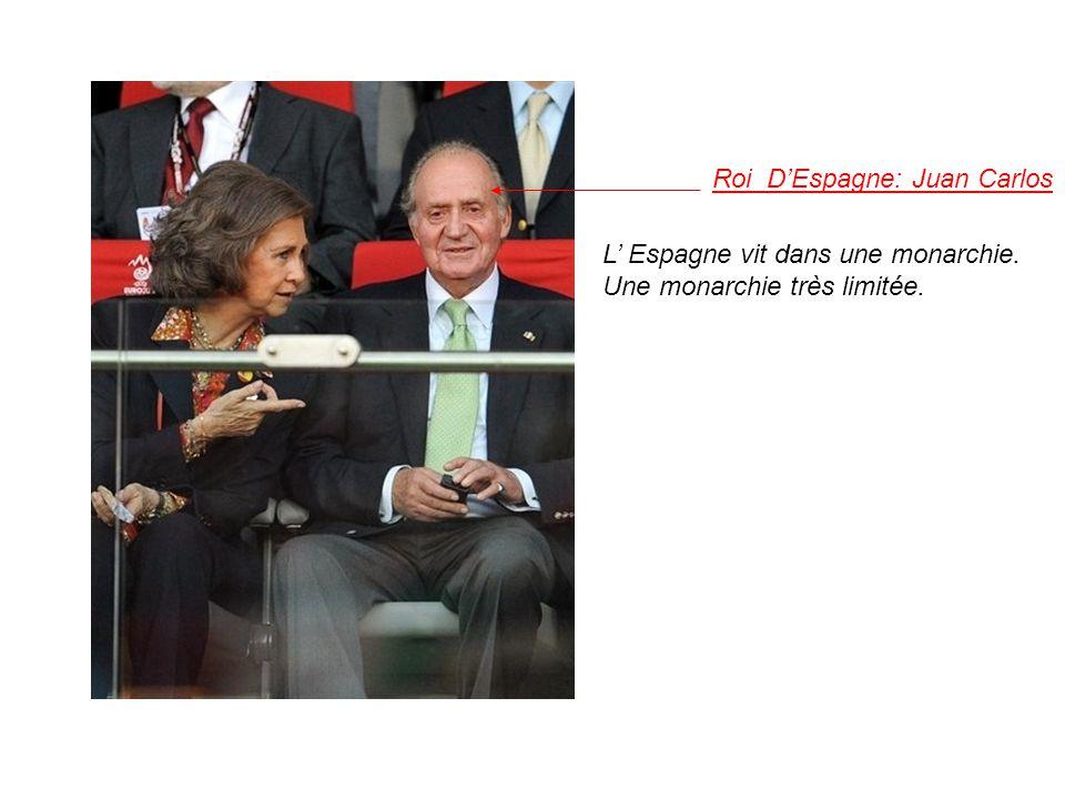 Roi D'Espagne: Juan Carlos