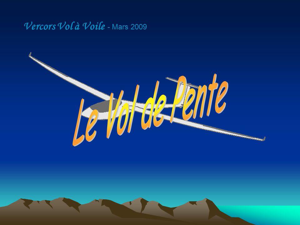 Vercors Vol à Voile - Mars 2009
