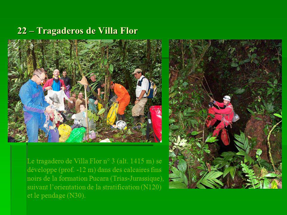 22 – Tragaderos de Villa Flor