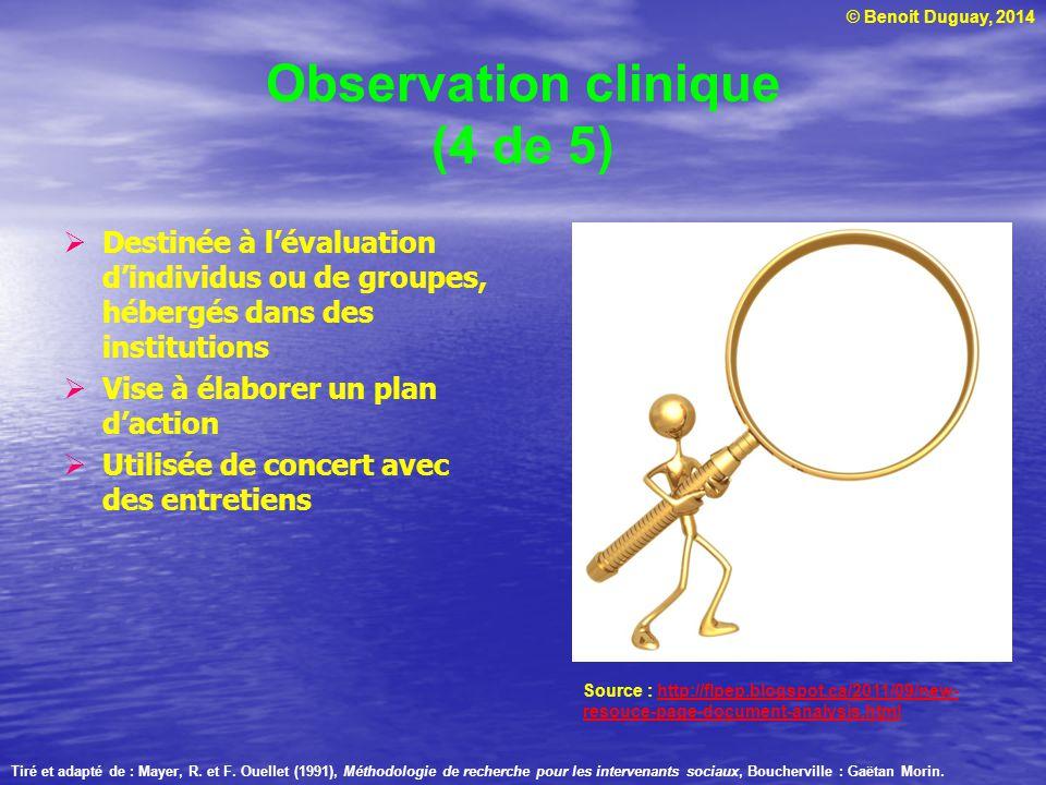 Observation clinique (4 de 5)