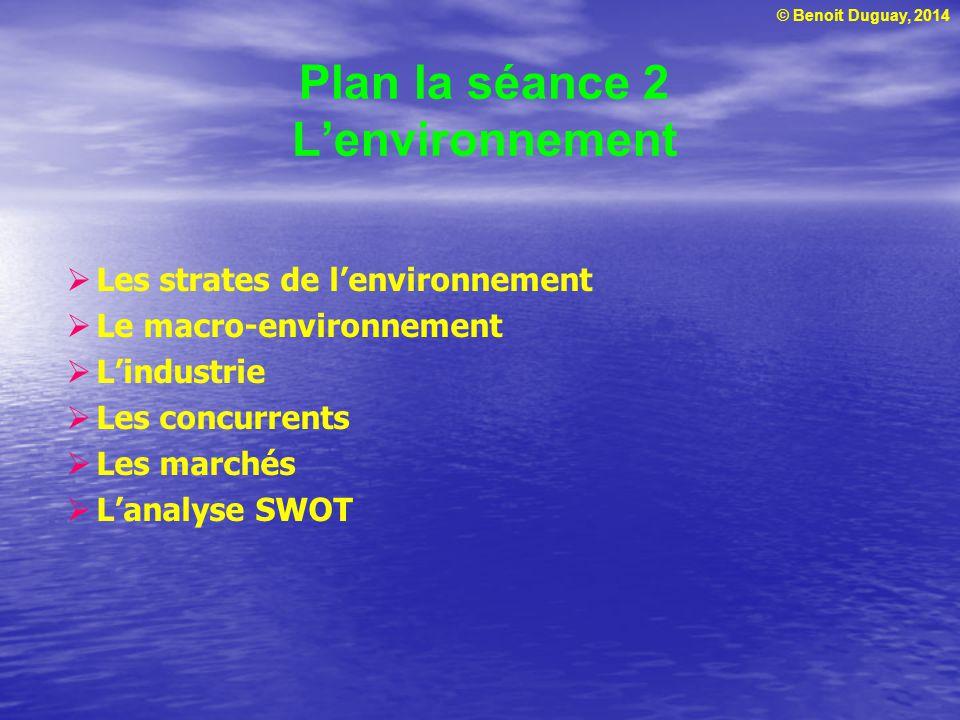 Plan la séance 2 L'environnement