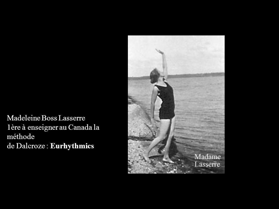 Madeleine Boss Lasserre