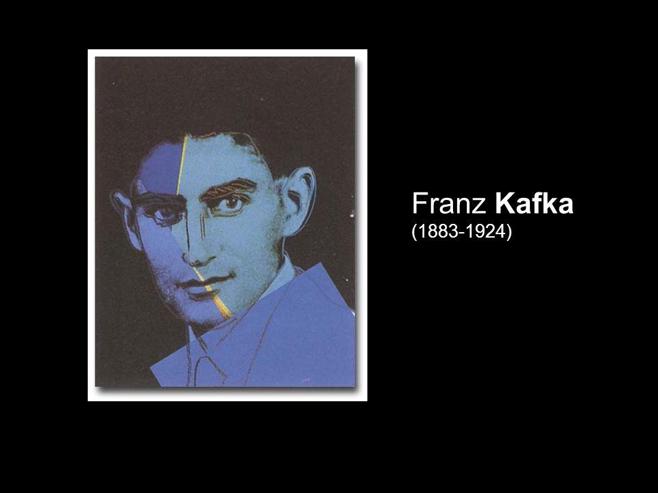 Franz Kafka (1883-1924))