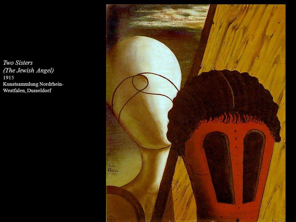 Two Sisters (The Jewish Angel) 1915 Kunstsammlung Nordrhein-