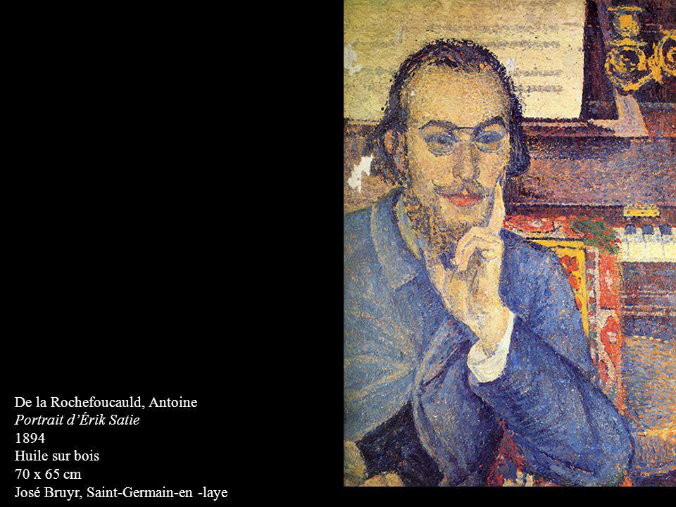 De la Rochefoucauld, Antoine