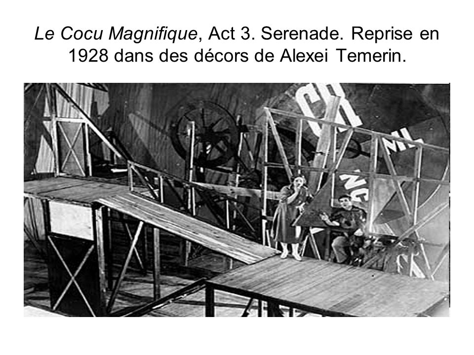 Le Cocu Magnifique, Act 3. Serenade
