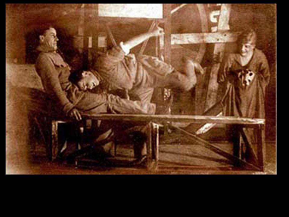 Le Cocu magnifique, 1928, m. en sc. V.Meyerhold