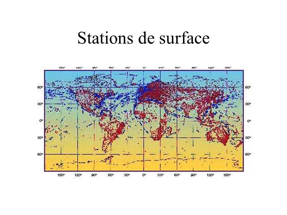 Stations de surface
