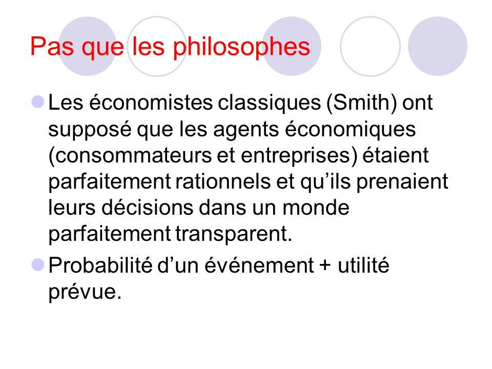 Pas que les philosophes