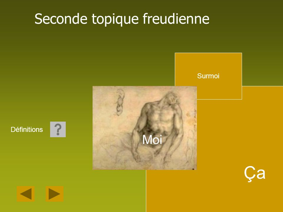 Seconde topique freudienne