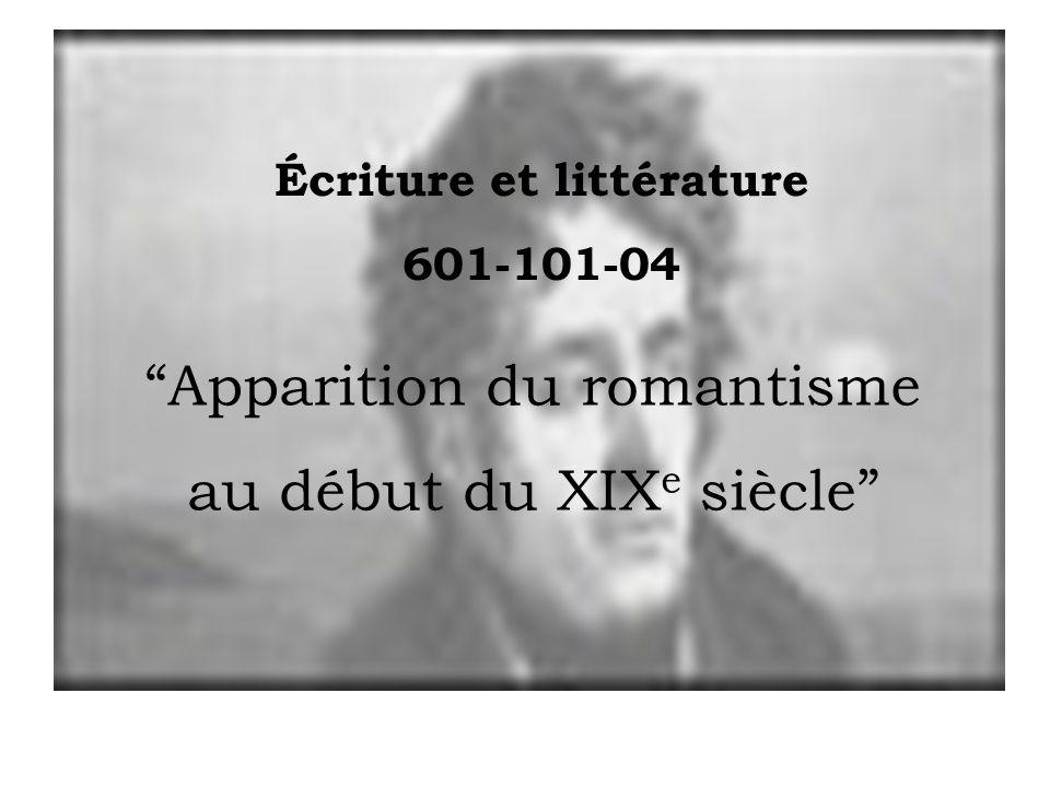 Écriture et littérature