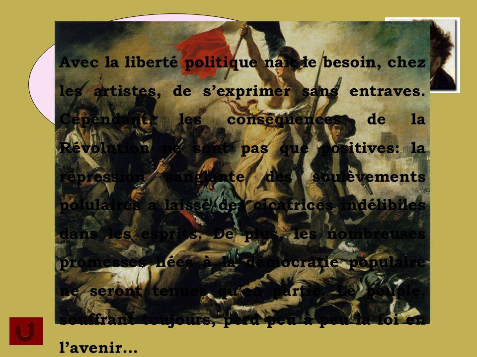 La Révolution française de 1789 voulait donner le pouvoir au peuple et lui permettre d'améliorer son sort…