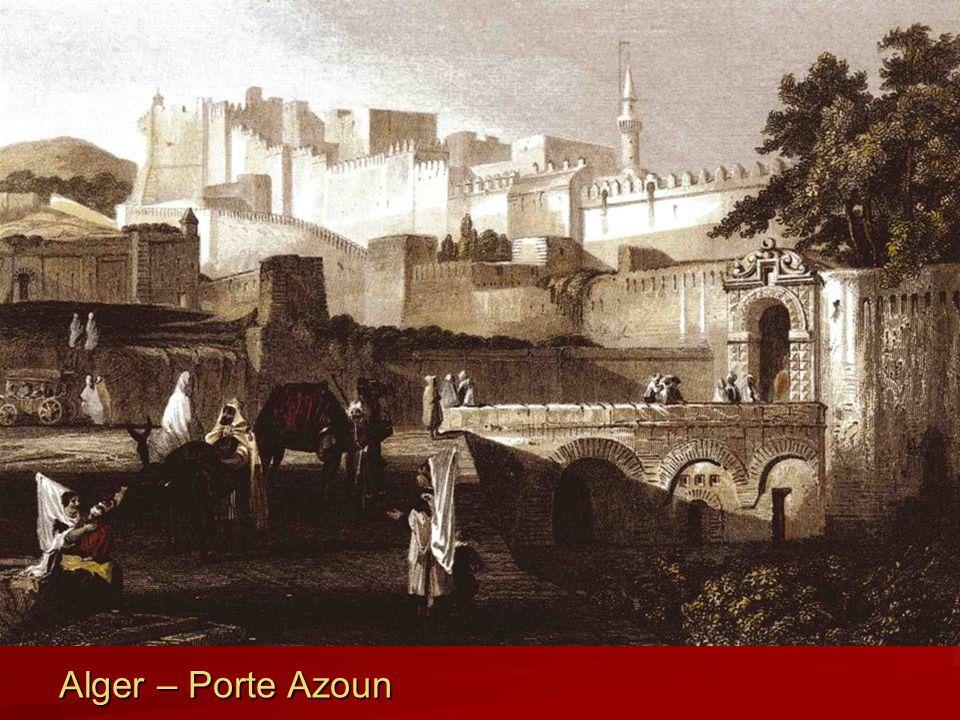 Alger – Porte Azoun
