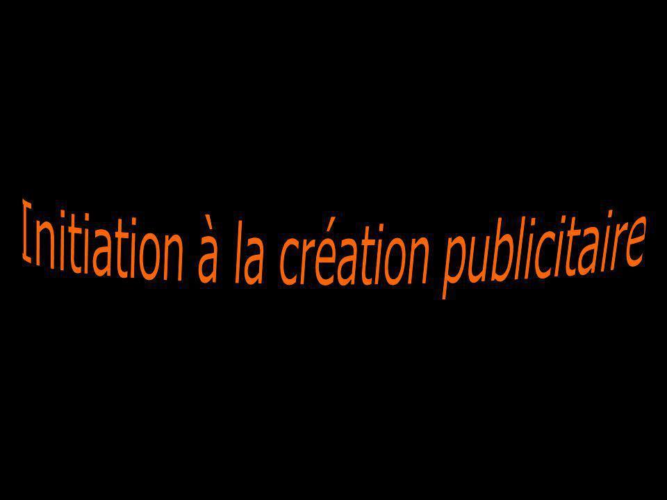 Initiation à la création publicitaire