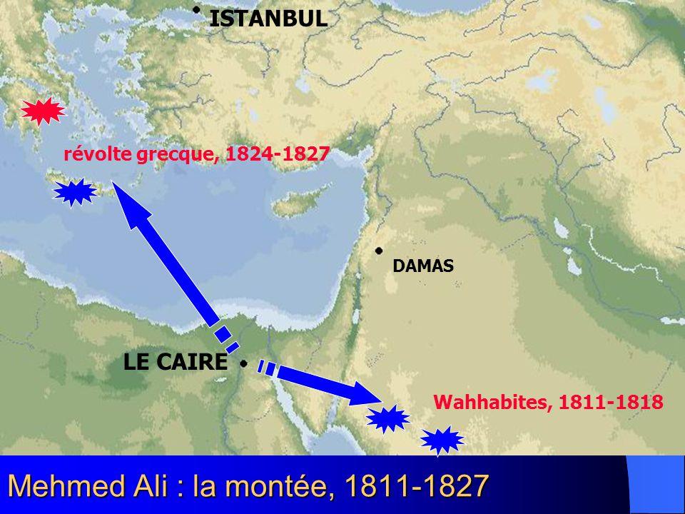Mehmed Ali : la montée, 1811-1827 ISTANBUL LE CAIRE
