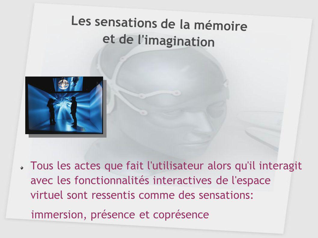 Les sensations de la mémoire et de l imagination