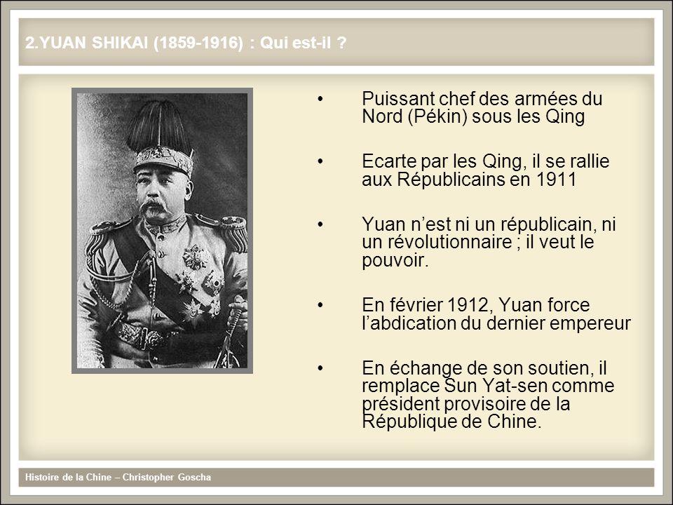 Puissant chef des armées du Nord (Pékin) sous les Qing