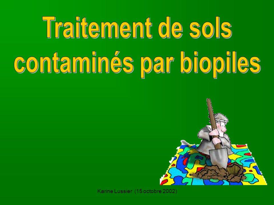 contaminés par biopiles
