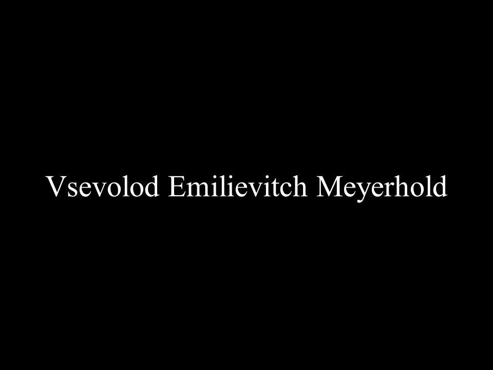 Vsevolod Emilievitch Meyerhold