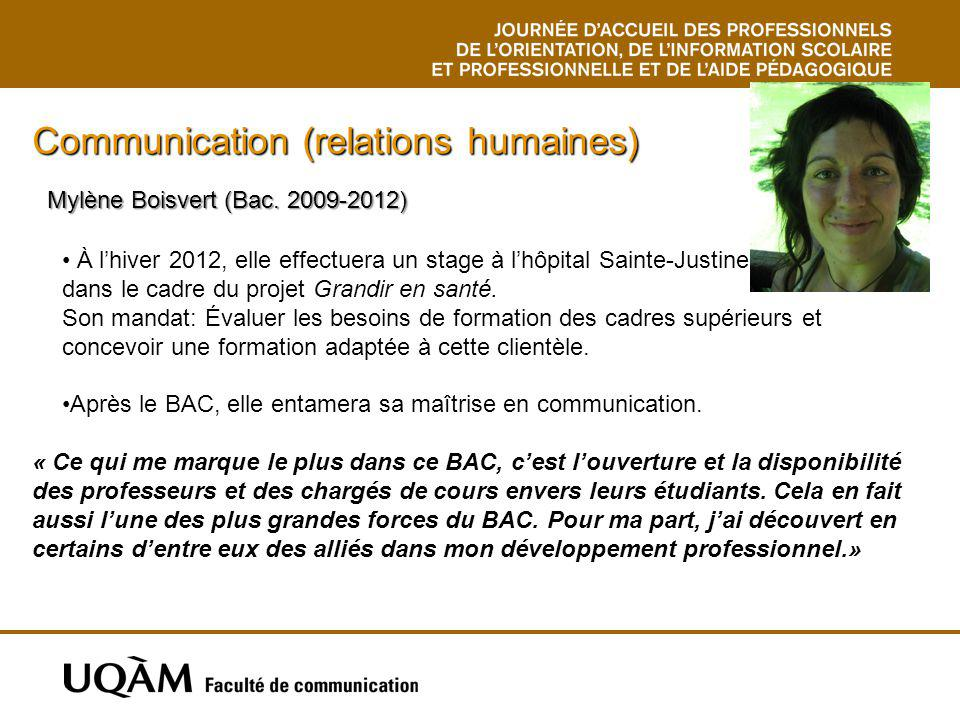Communication (relations humaines)