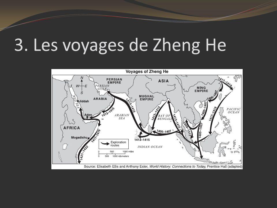 3. Les voyages de Zheng He