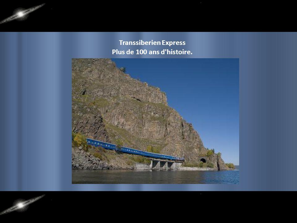 Transsiberien Express