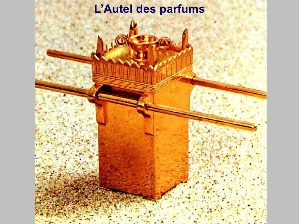 L'Autel des parfums