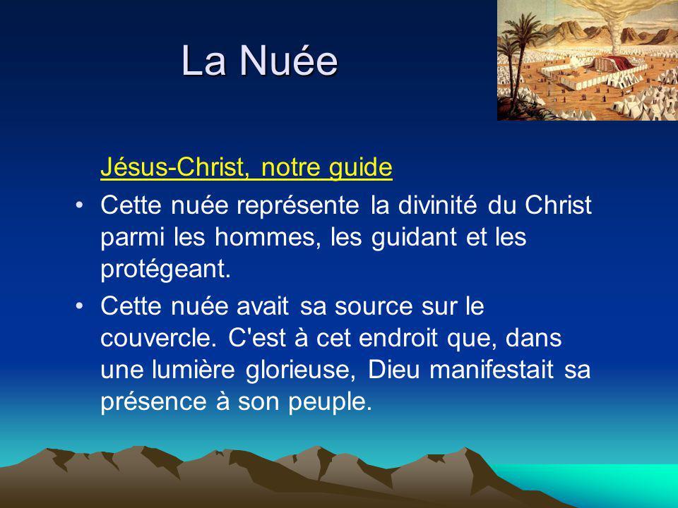 La Nuée Jésus-Christ, notre guide