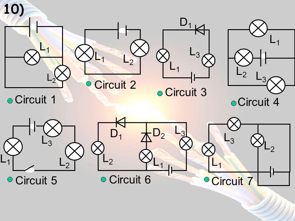 10) D1 Circuit 2 Circuit 3 Circuit 1 Circuit 4 D2 L3 L1 L2 Circuit 5