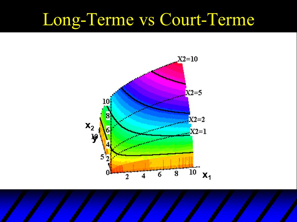 Long-Terme vs Court-Terme