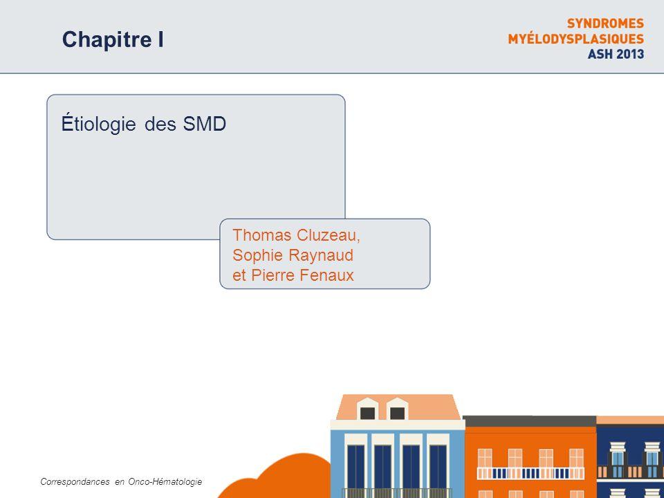 Chapitre I Étiologie des SMD