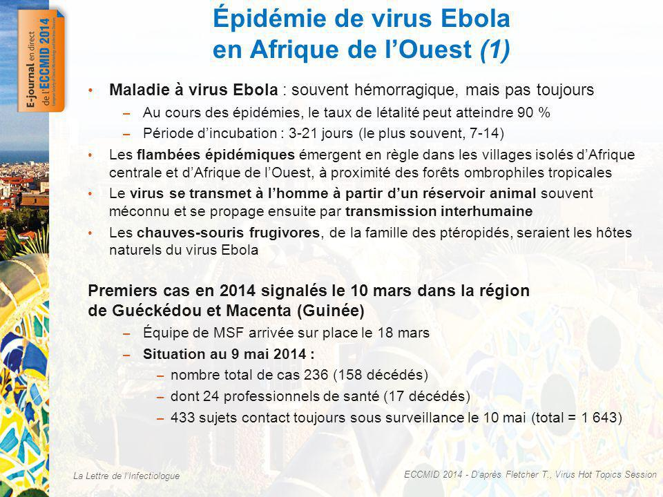 Épidémie de virus Ebola en Afrique de l'Ouest (1)