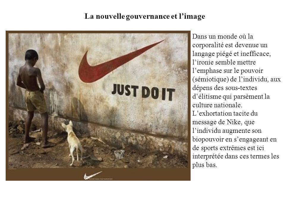 La nouvelle gouvernance et l'image