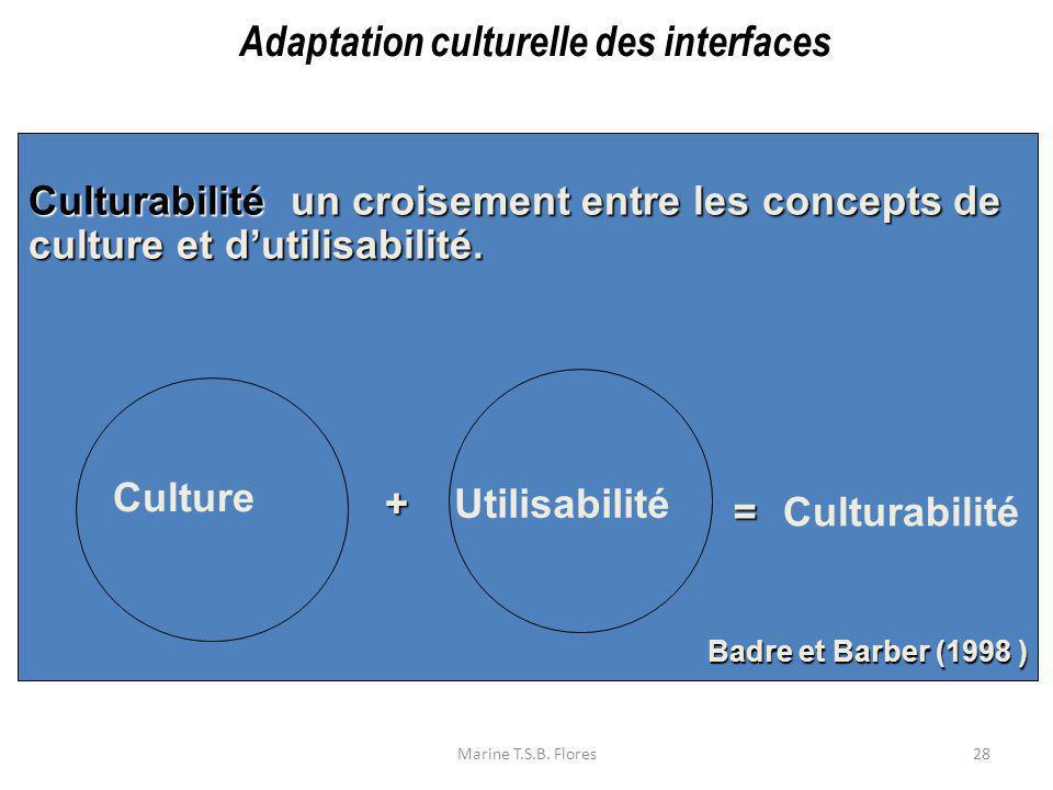 Adaptation culturelle des interfaces