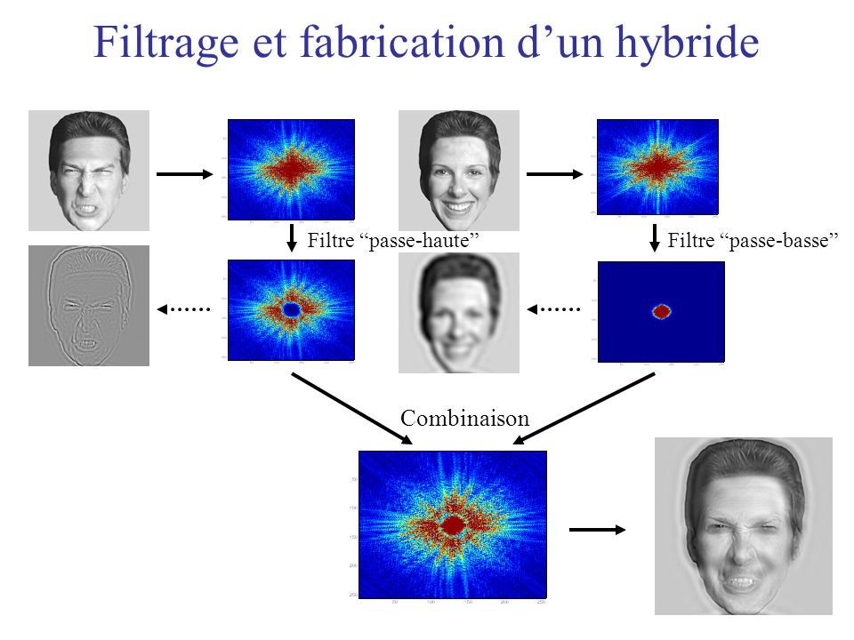 Filtrage et fabrication d'un hybride