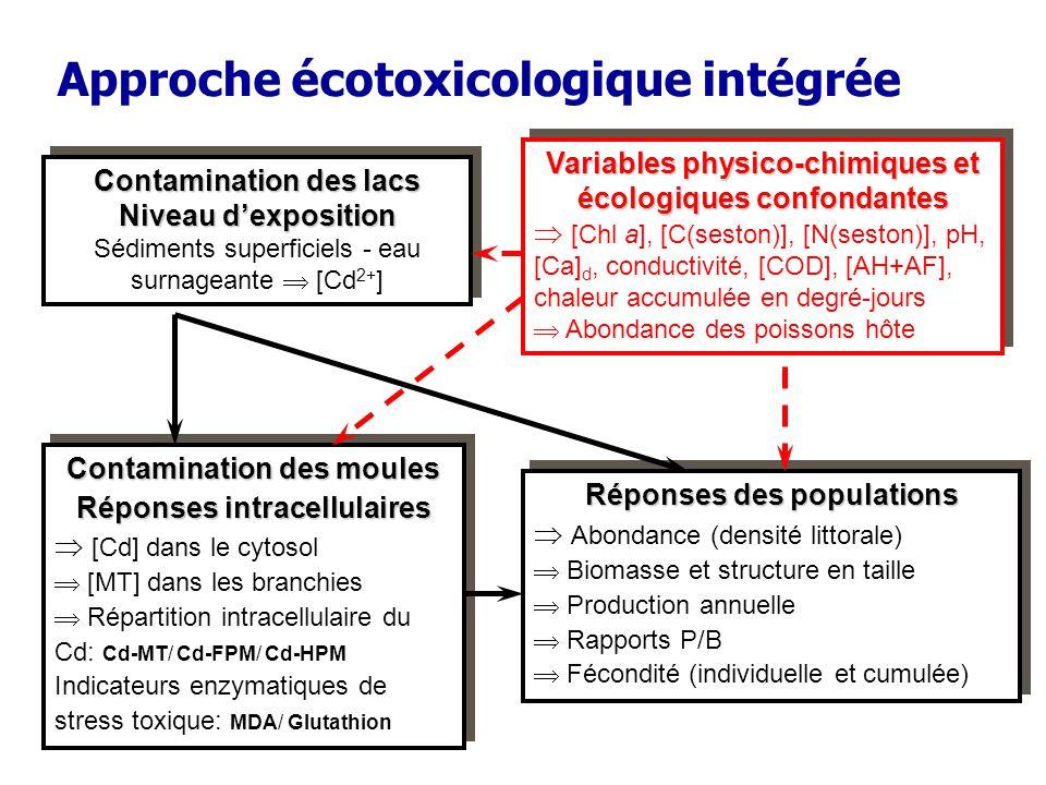 Approche écotoxicologique intégrée