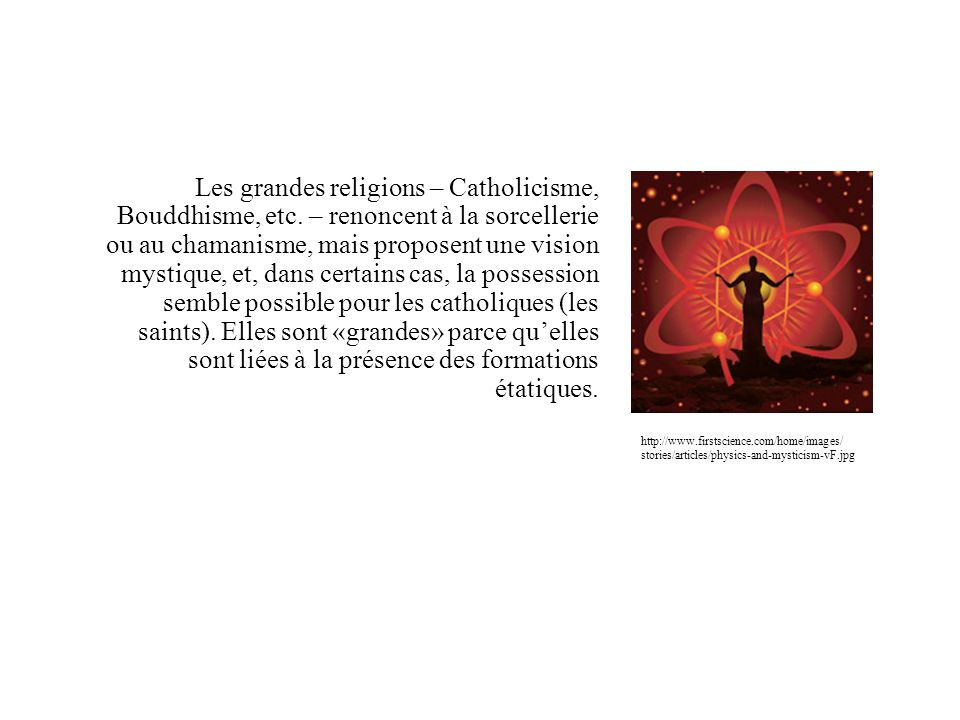 Les grandes religions – Catholicisme, Bouddhisme, etc