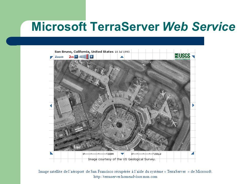 Microsoft TerraServer Web Service