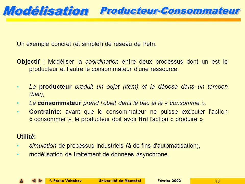 Producteur-Consommateur