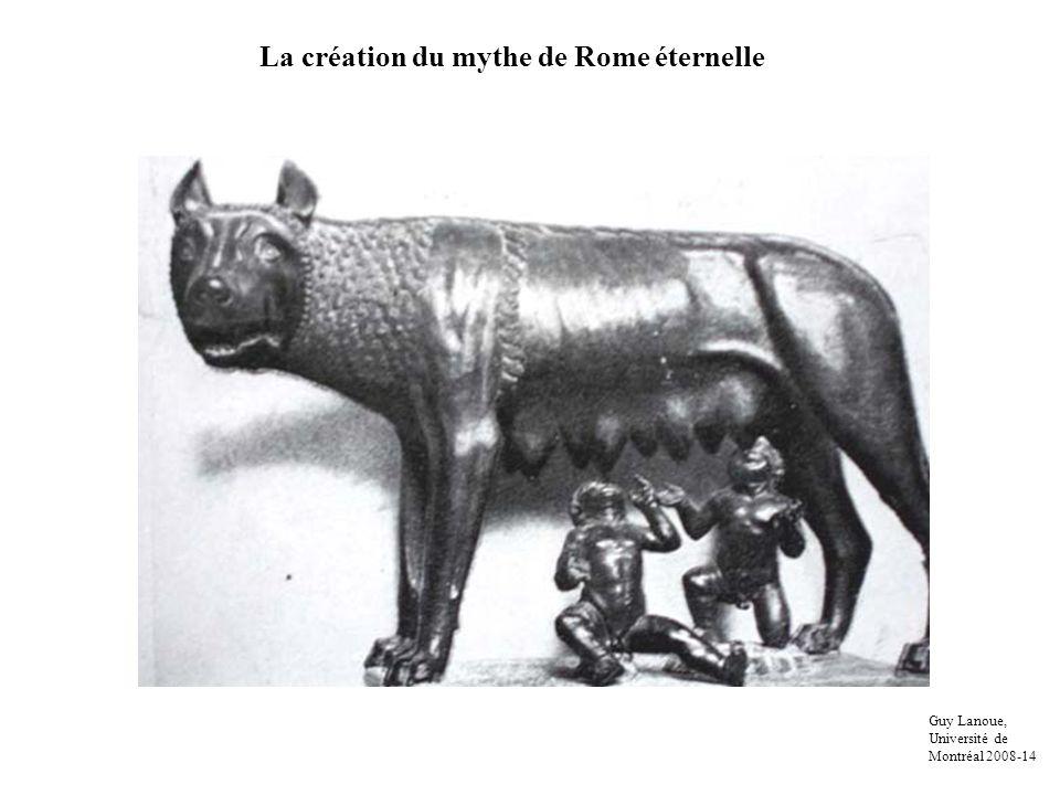 La création du mythe de Rome éternelle