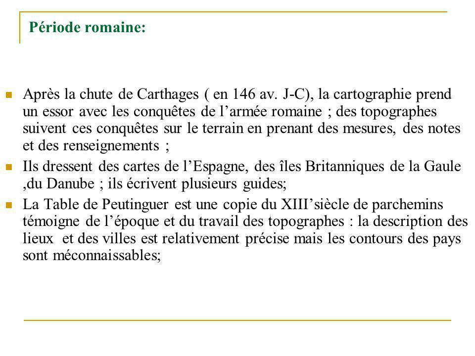 Période romaine: