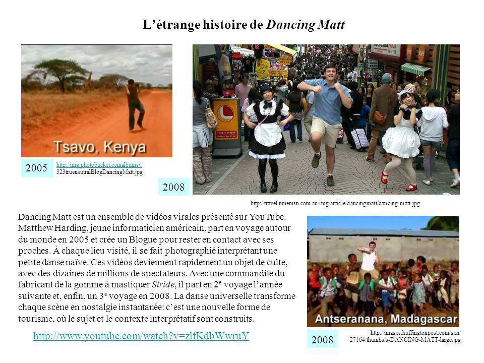 L'étrange histoire de Dancing Matt