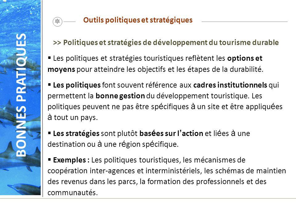 Outils politiques et stratégiques