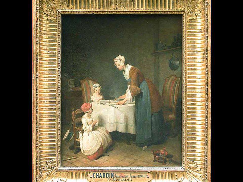 Chardin le Bénédicité