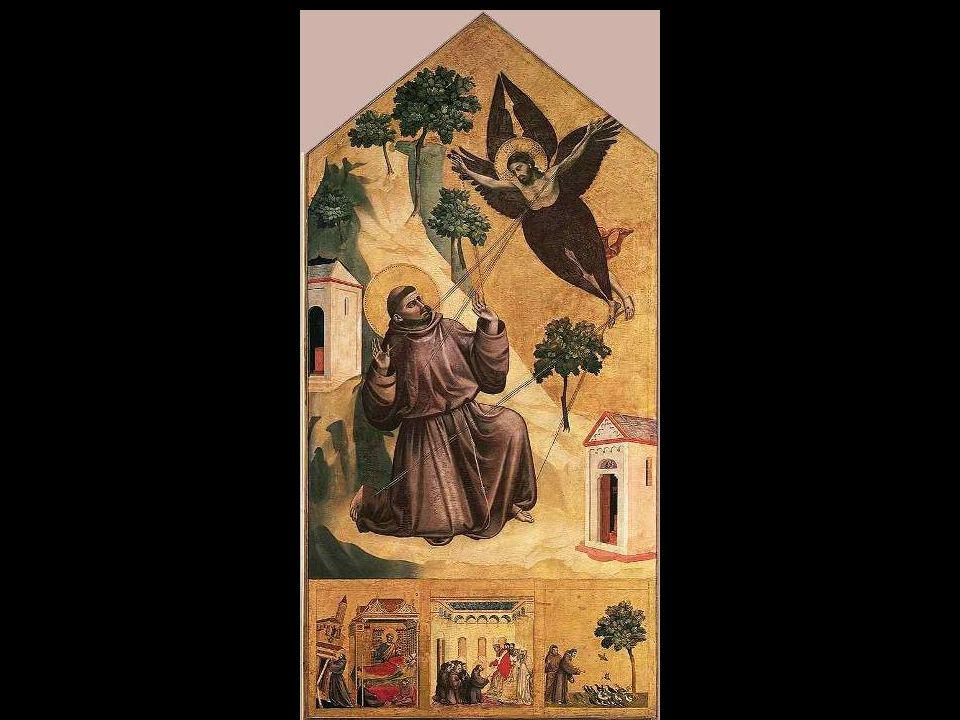 Giotto retable de saint françois