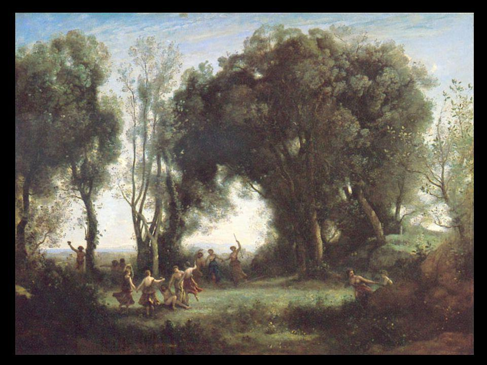 Corot Nymphes