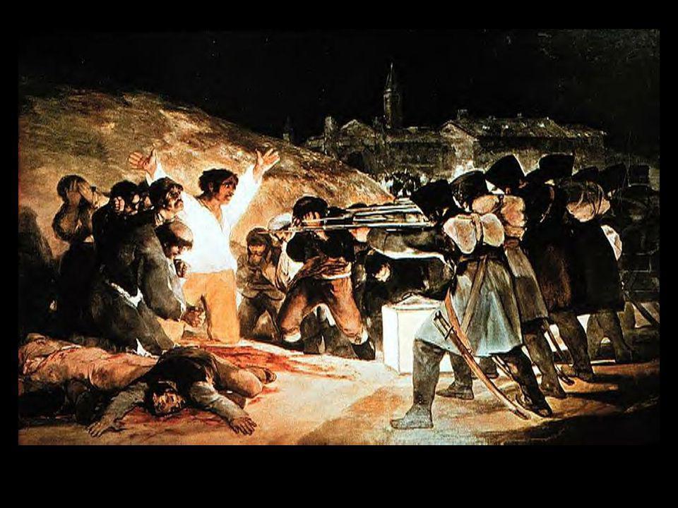 Goya le tres de mayo