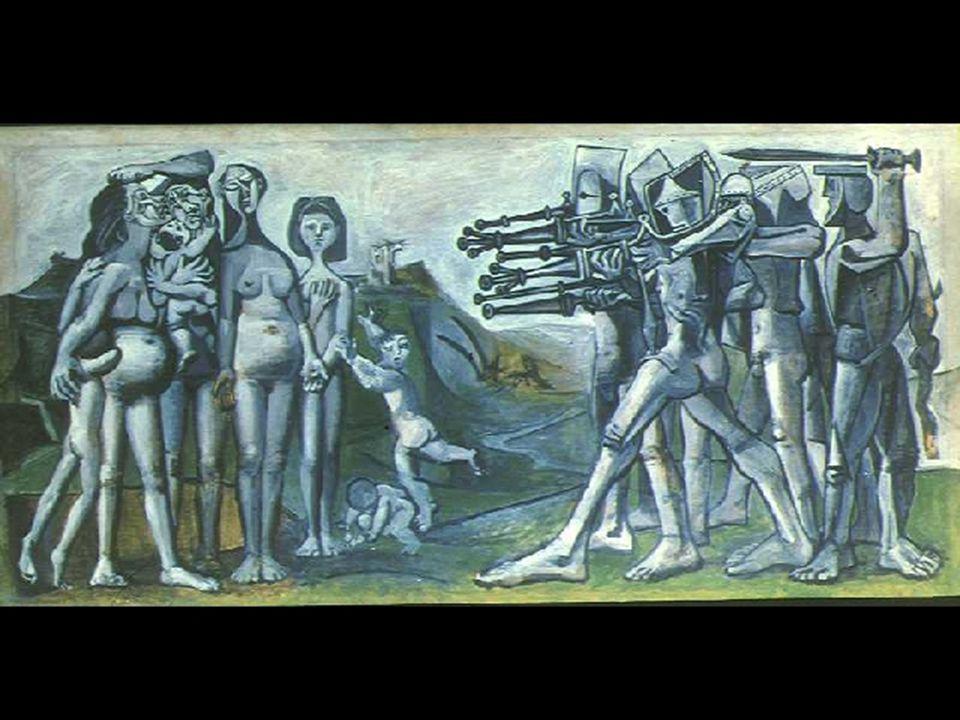 Picasso le massacre en Corée