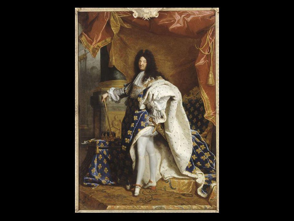 Rigaud Louis XIV 1701 1702